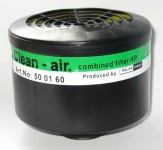 "Filter kombinovaný CleanAir ""K2-P3"" závit 40x1/7"